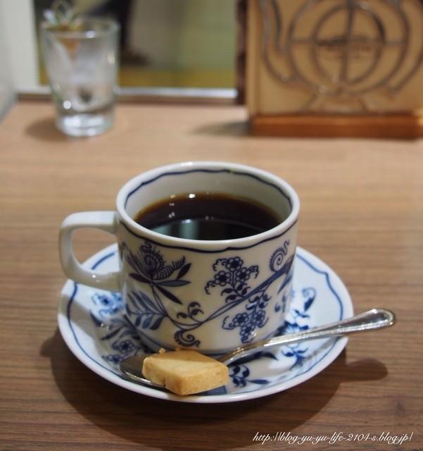 サザコーヒー エキュート品川店 - 陶器のカップでの提供がうれしい(^^)