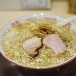 食堂七彩 - 喜多方 塩