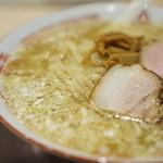 食堂七彩 - 喜多方 塩アップ