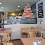 cafe&restaurant mam-ma - マンマ店内