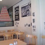 cafe&restaurant mam-ma - マンマ店内2
