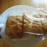 la-bas - 食パン 上から