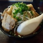 太道 - 辛味噌 野菜増し 890円