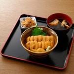弁慶鮨 - 料理写真:うにだけ丼 ¥2500