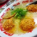 御麺 麦 一等兵 - 麦ラーメン(塩担々麺)800円