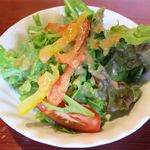 Petit HANON  - サラダのアップ