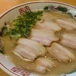 39709196 - 長浜チャーシュー麺