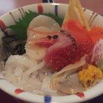 3971393 - おすすめ海鮮丼1300円