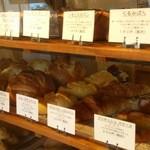 39715804 - ハード系のパン
