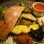 イルベッカフィーコ - 前菜