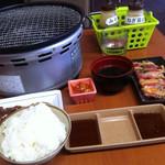 ひとの港 太平楽 - 料理写真:焼肉ランチ