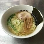 サスケ - 鶏塩ラーメン   700円