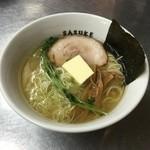 サスケ - 塩バターラーメン  800円