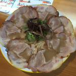味納喜知  - 2015年7月上旬訪問 チャーシューメン ¥750
