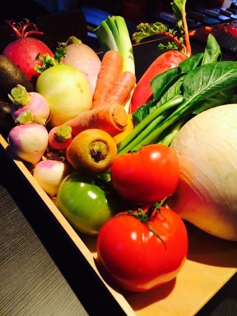 ジィーロ - 横浜j野菜推奨のビストロ&バルです