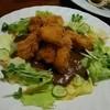 とり光 - 料理写真:鶏のカレー添え♪
