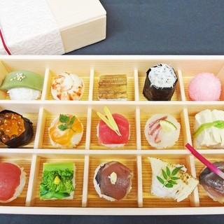 ◆◇女性に大人気◇◆名物『手まり寿司』