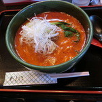 同楽舎 - 坦々麺850円