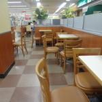 サブウェイ - ヨークベニマルいわき泉店のフードコート内にお店はあります!