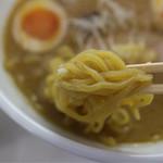 眞麺 穂高 - 麺リフト