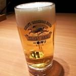 やよい軒 - ドリンク写真:生ビール