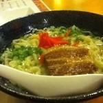 オリオン食堂 - 沖縄そば600円