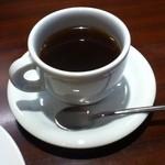 イタリア食堂DecoBocco - ランチ 食後のコーヒー