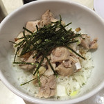 Touryuumon - 鶏チャーシュー丼