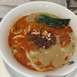 Touryuumon - 濃厚担々麺 太麺