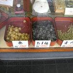 清水甘納豆 - 栗はやや高め