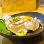 徳多和良 - 2015.7 黄はた刺(432円)