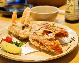徳多和良 - 2015.7 金目鯛かぶと揚げ(864円)