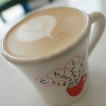 チコ カフェ - ドリンク写真:カフェオレ