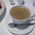 Audi Delight Cafe - コーヒー