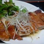 焼きとり 一鶏 - 若鶏の香味焼定食