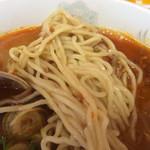 竜園 - 麺