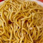 ラーメン二郎 - 仙川特有のポキポキ麺!美味い!!