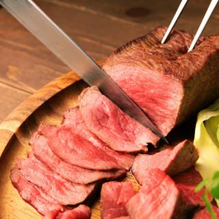 肉好きのための黒毛和牛塊肉!!