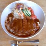 はな阿蘇美レストラン - はな阿蘇美 ガーデンレストラン(熊本県阿蘇市小里)阿蘇ハヤシライス1560円