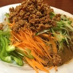 39740436 - 黒担担冷麺