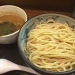 自家製麺つけそば 九六 - 201507 つけそば大350g(780円)