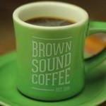 ブラウンサウンドコーヒー - 料理写真: