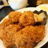ごはんの店 絆 - 料理写真:ヒレカツ定食(おかず大盛り