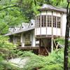一の又渓谷温泉 一位荘 - 外観写真:秘境です