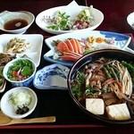 39748125 - 山菜そば・美味でした(2015-4-24UP)