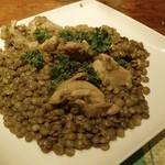 カサ・トリアングロ - 2015.05 鳥肉のシェリー煮