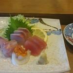 寿し対州 - 料理写真:刺身