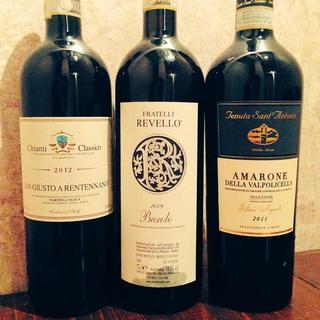 【種類豊富】イタリアワイン