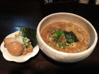 俺の空 - 俺の掛け蕎麦:1200円