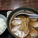 旭川ラーメン熊ッ子 - 醤油チャーシュー